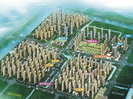 杭州湾世纪城图片