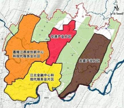 重庆复盛镇地图