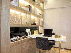 装修成书房;在装修时,可将书柜设计成壁橱式,增加屋内的活动空