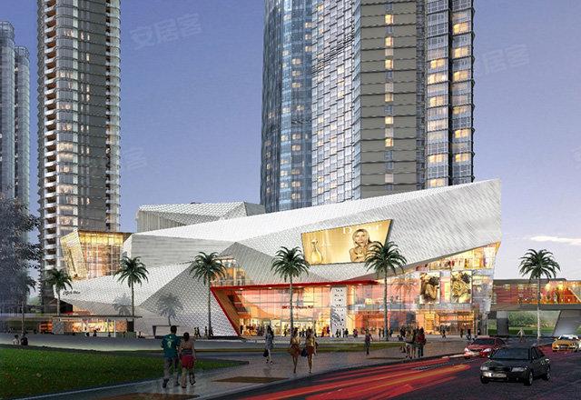 """带着对城市和人的思考,打造""""万科广场"""" """"万科里""""多条商业图片"""