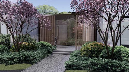 新城·金樾府邸,演绎东方园林之美