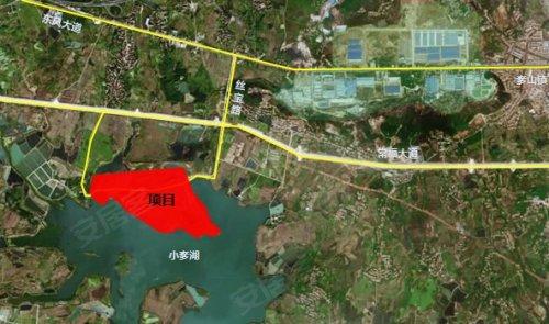 而本次泰禾集团受让获取的金沙半岛项目地块,总占地597亩,容积率0.
