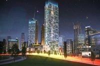 蓝光中央广场