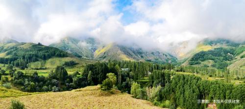 二重景:五大景区 国家级风景私藏