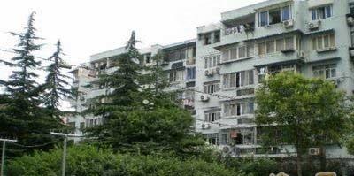 北京联合大学广告学院老师宿舍楼