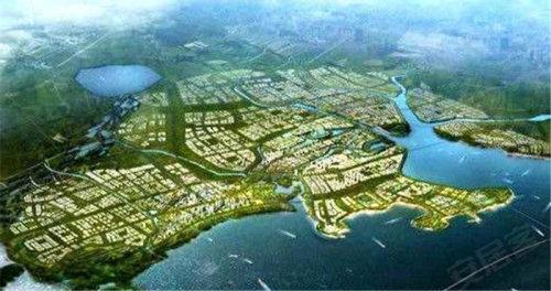 青岛海洋活力区规划图