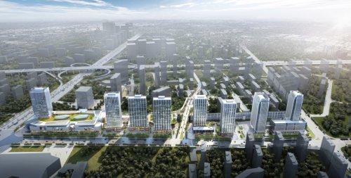 《華潤重返市區| 海疆更拓,再啟時代坐標》