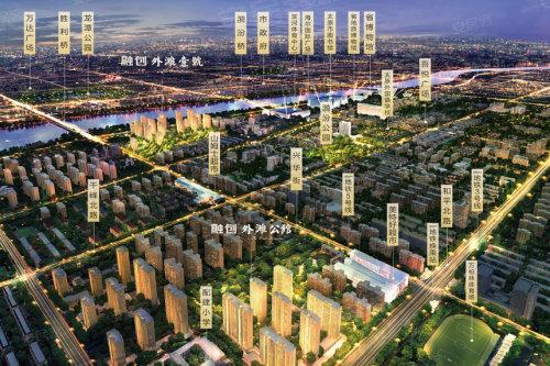 收藏一座城市的繁华 关于未来我们这样定义