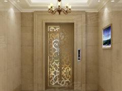 效果:全精装成品房,走进敞亮大气的入户大堂,石材门套的入户