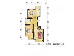 和观景效果佳;厨房配有生活阳台,灶台按照人们使用习惯设计.
