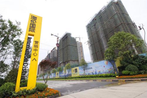 海伦国际是继海伦小镇,海伦春天,海伦广场等精品项目后,海伦堡于武汉