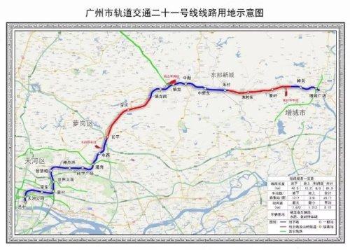 另外,长岭居内将规划有广州地铁21号线及23号线,有轨电车t1及t4线以及