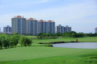 上海高尔夫社区汤泉美地城