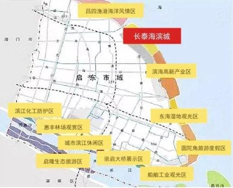 (江海产业园结构图)