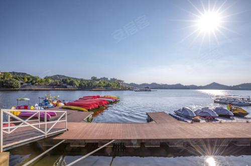 社区的国家3a景区,雅居乐白鹭湖打造第二人生旅居胜地