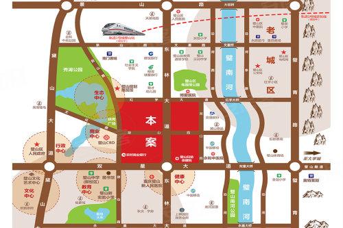 璧山工业园区规划图