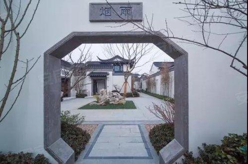 南京高淳雅园丨江南院:千万级中式宅院,震撼面世