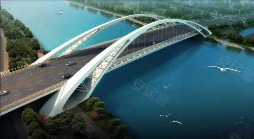 年海港筑大成 滨江新城将成宁波 魅力新城