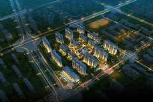 融创金林金水府怎么样 融创金林金水府和康桥东麓园哪个好 郑州安居客