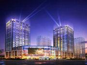 北京周边燕郊EBC潮白生态城楼盘新房真实图片