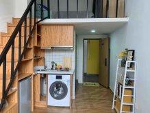 碧桂园公寓直租 精装复试上下层 精装外阳台单间 押一付一