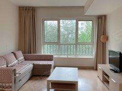 北京西城金融街西城,金融街,西城晶华小区精装修一居室急租,朝东向正对花园出租房源真实图片
