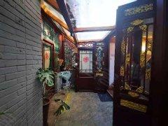 北京东城安定门北锣鼓巷 谢家胡同 精装四合院 可居家 接待 会所出租房源真实图片