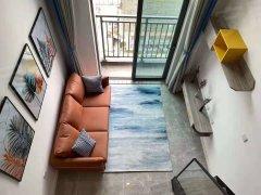佛山南海金融高新区万科A32 超值精美一居室 近地铁 环境温馨舒适 拎包即可住出租房源真实图片