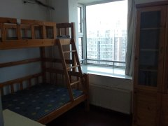 北京朝阳惠新西街千鹤家园 4室1厅2卫 次卧 北出租房源真实图片