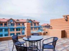 威海环翠孙家疃远遥海岸家园叠拼别墅300平5室3厅3卫带3个露台可看海出租房源真实图片