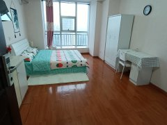 南京建邺奥南S3和2号地铁油坊桥,公寓式一室一厅免中介费出租房源真实图片