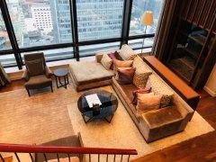 北京朝阳CBD国贸  嘉里公寓 顶层豪宅 北京式公寓顶配出租房源真实图片
