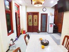 北京西城德胜门独立厨卫,两室一厅带大平台后海,松树街 柳荫街,精装修出租房源真实图片