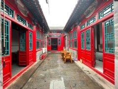 北京东城北新桥东城区~东四十四条~标准四合院~适合会所~办公~停车方便出租房源真实图片