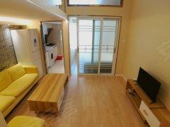 北京石景山八大处启迪香山 2室1厅2卫 5300元月 精装修 48平出租房源真实图片