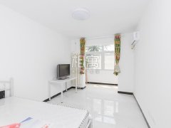 北京石景山模式口金安桥  精装两居室  全齐 温馨舒适 采光特好出租房源真实图片