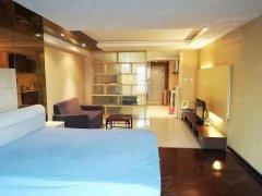 北京西城长椿街金融街 长椿街 锦上国际公寓 一居室看房方便出租房源真实图片
