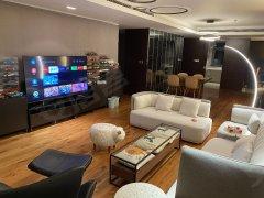 北京朝阳CBD国贸地标豪宅 禧瑞都 比邻中国樽 新央视 南向两居室171平出租房源真实图片
