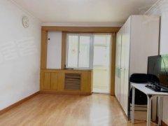 北京海淀甘家口甘家口 增光路 有电梯 建设部 正规一居室 有正规客厅出租房源真实图片