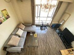 北京海淀苏州街复式公寓 业主挑客户 寻找爱惜家具租客 中关村 纽约客出租房源真实图片