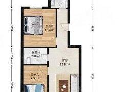 北京朝阳安贞胜古家园 2室1厅1卫出租房源真实图片