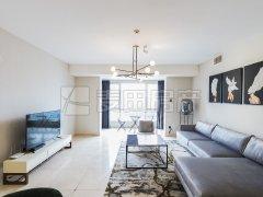 北京朝阳朝外大街正南 2室2厅  世贸国际公寓出租房源真实图片