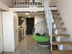 佛山南海金融高新区万科金域中央 1室1厅1卫 1400元月 豪华装修出租房源真实图片