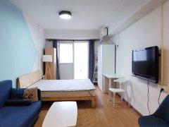 北京西城阜成门新推人民医院 车公庄 物华大厦 一居室公寓开间出租房源真实图片