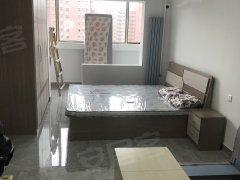 北京石景山苹果园青年公寓 6号线金安桥 金顶街 喜隆多  南向 精装修开间出租房源真实图片