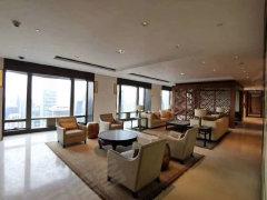 北京朝阳建外大街柏悦府,高空俯瞰CBD,贝聿铭设计装修,身份象征,高规格接待出租房源真实图片