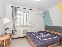 北京西城展览路车公庄文兴街2居室次卧1出租房源真实图片