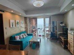 北京朝阳望京2室2厅  华彩国际公寓出租房源真实图片
