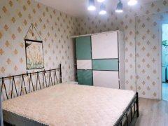 南京建邺奥南清润园小区 2室1厅1卫 精装修 随时看房出租房源真实图片