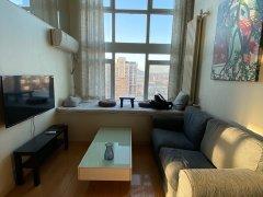 北京石景山古城古城地铁金融街中海大厦高端公寓出租房源真实图片